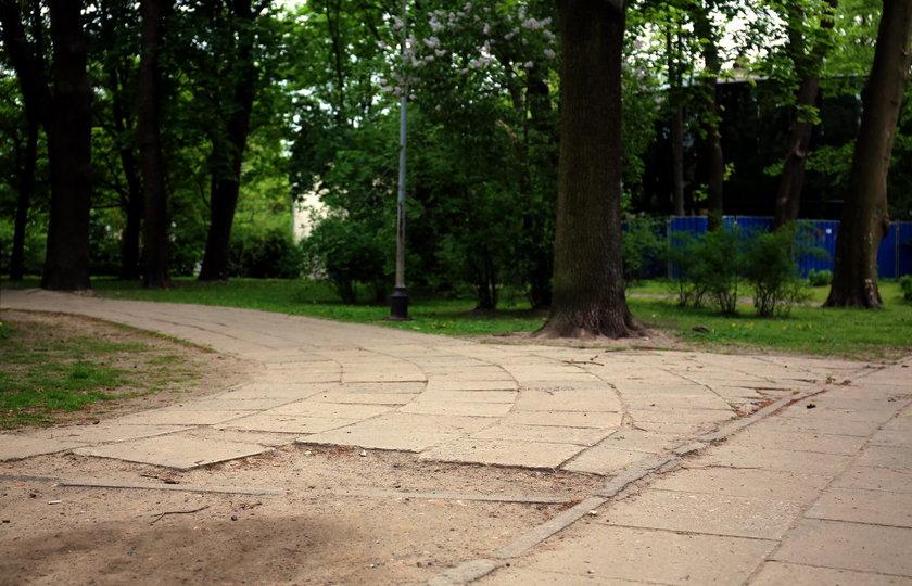Park im. Sienkiewicza idzie do remontu