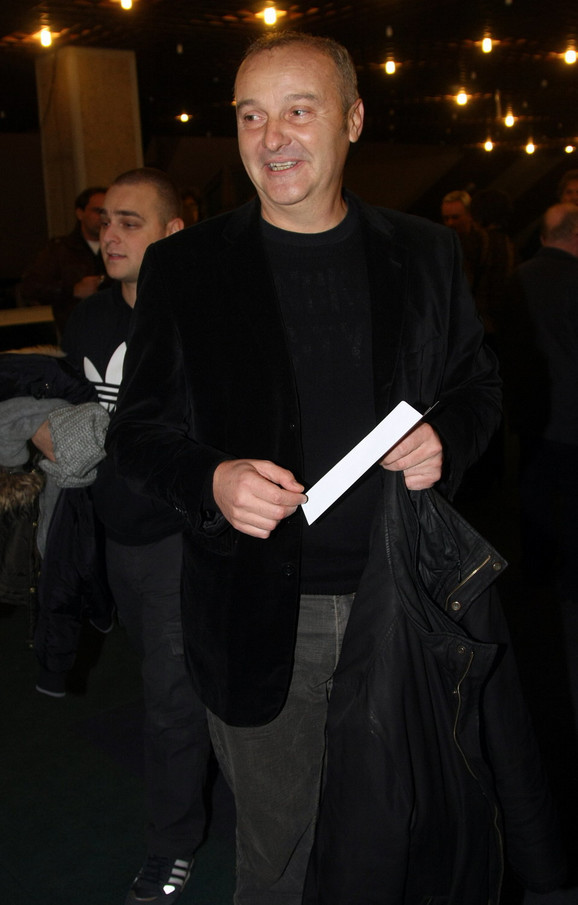 Goran Radaković je zadovoljan kako se snašao kao staklorezac