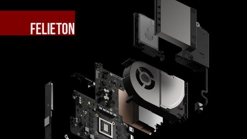 Czy Xbox One Scorpio pozwoli Microsoftowi wyprzedzić Sony?