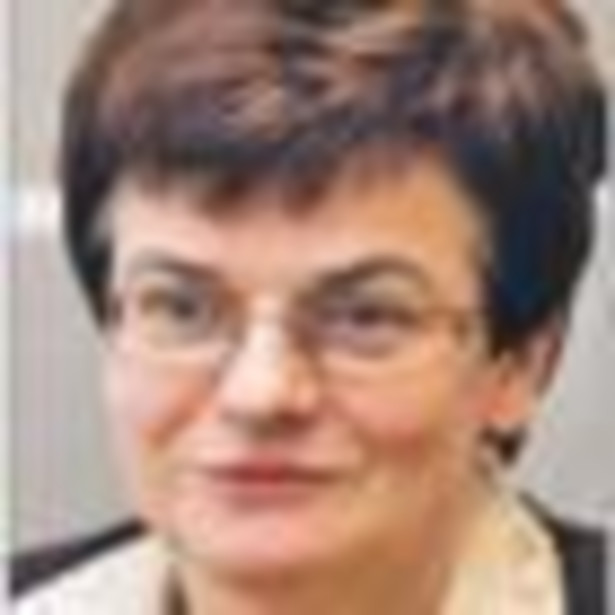 Krystyna Szumilas, wiceminister edukacji narodowej