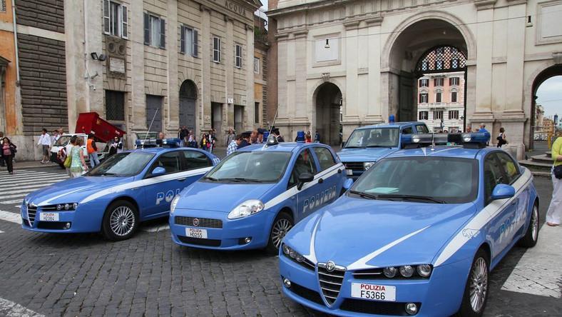 Włoska policja