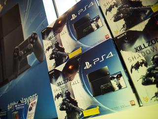 FRANCE PLAYSTATION 4 LAUNCH