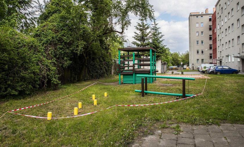 ZKZL remontuje place zabaw