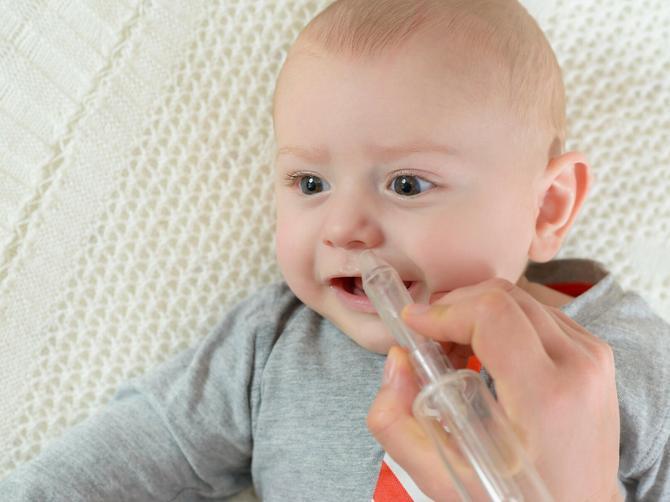 Beba može da ima do 10 prehlada tokom prve godine života