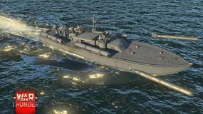 War Thunder: Wilki Morskie - pierwszy trailer walk na morzu