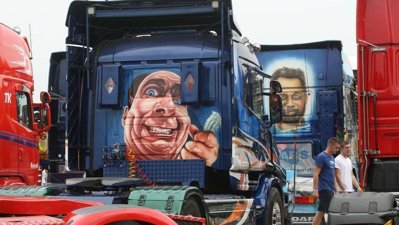 Master Truck, czyli parada najpiękniejszych ciężarówek już w piątek