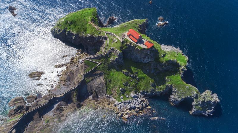 Wyspa Gaztelugatxe