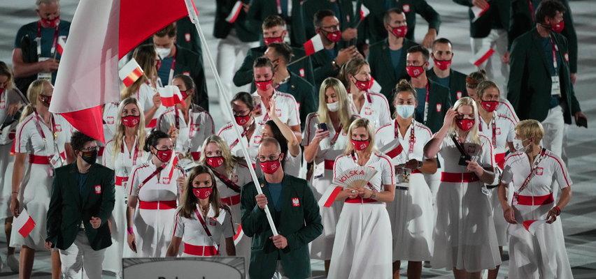 Tokio 2020. Tak Polacy prezentowali się na otwarciu igrzysk. ZDJĘCIA