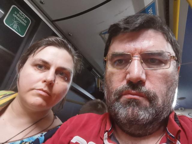 Dragan sa suprugom