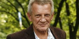 Bronisław Cieślak ma raka. Aktor mówi nam o walce z chorobą