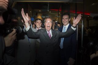 Farage: Wielka Brytania nie będzie ostatnim krajem, który wyjdzie z UE