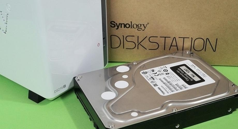 Synology DiskStation DS216j im Test: NAS im Test