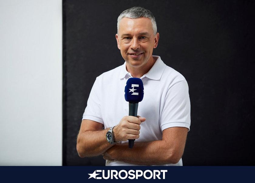 Tomasz Sikora (48 l.) jest dziś cenionym ekspertem Eurosportu, a w przeszłości był najlepszym polskim biathlonistą