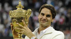 Ranking ATP: Roger Federer nowym liderem