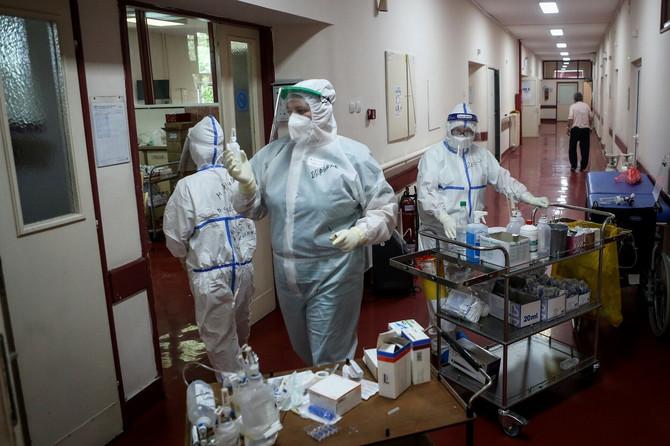 Naučnici potvrdili da većina zaraženih koji preminu razvije trombozu