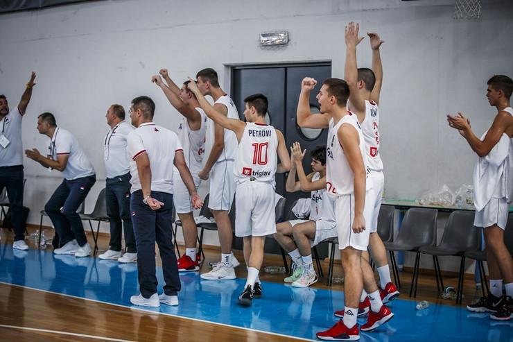 U-16 reprezentacija Srbije