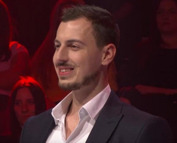 Kandidat Jovan Kitić