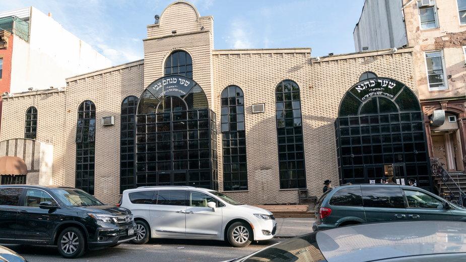 Synagoga Yetev Lev