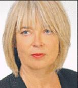 Danuta Rutkowska, rzeczniczka głównego inspektora pracy