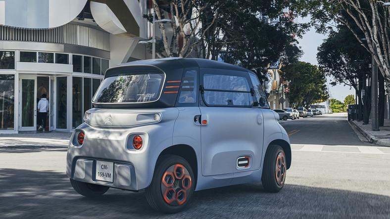 Minicar électrique Citroen Ami. (Autorité automobile)