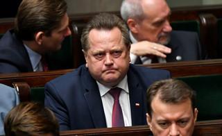 Suwałki: Zarzuty dla internauty za groźby wobec wiceministra Zielińskiego
