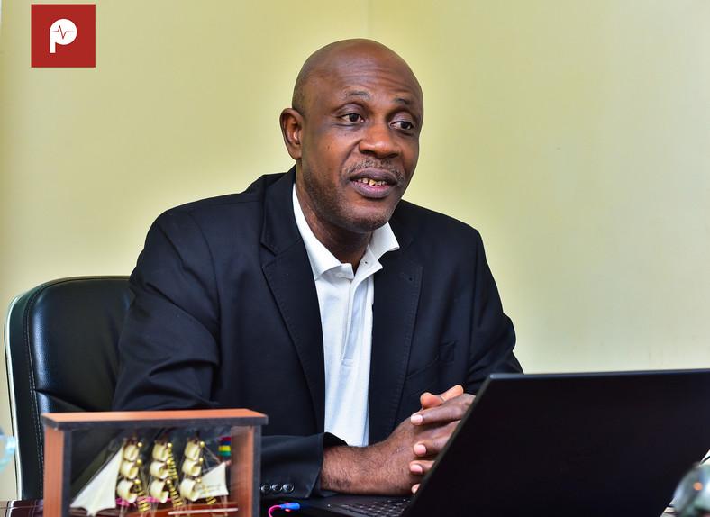 Pulse Interviews Reverend Sunday Folayan. (Pulse Nigeria)