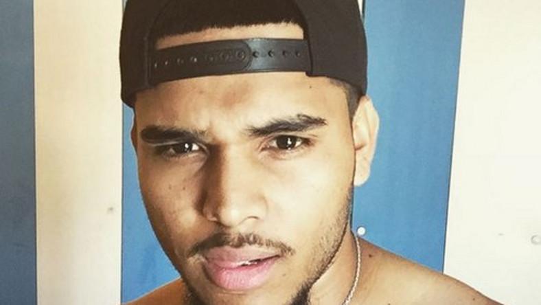 Chris Brown Meet Singers Long Lost Brother Pulse Nigeria