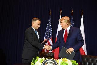 Szef BBN: Rozmowy na temat broni nuklearnej nie są przewidywane podczas spotkania prezydentów Polski i USA