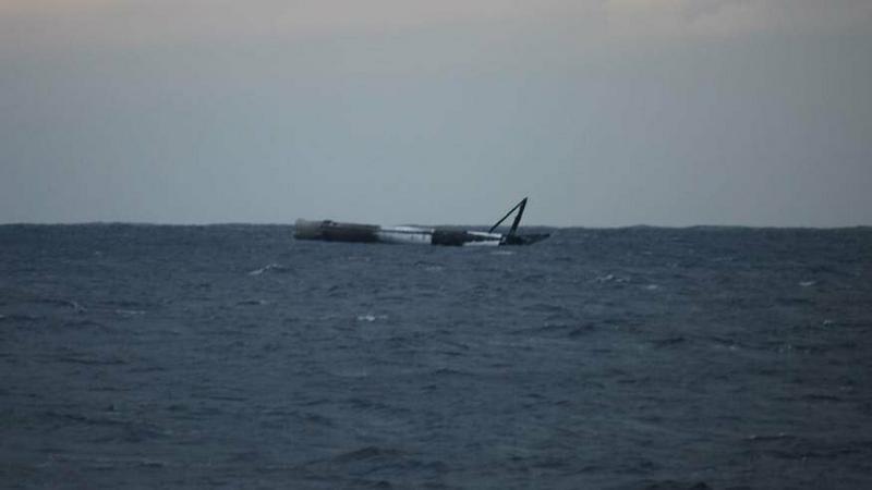 SpaceX odzyskało kolejną rakietę, chociaż wcale nie zamierzało