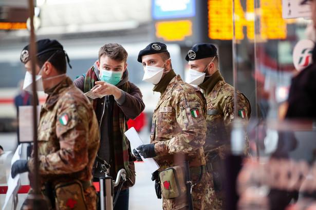 Epidemia koronawirusa: Europa zbyt późno zareagowała na zagrożenie.