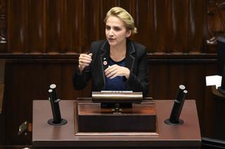 Scheuring-Wielgus: W Sejmie mówi się o przedterminowych wyborach