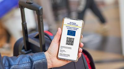 """""""Paszport covidowy"""" zatwierdzony przez PE. Będzie obowiązywał od 1 lipca"""