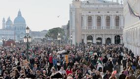 Wenecja nadal walczy z napływem turystów