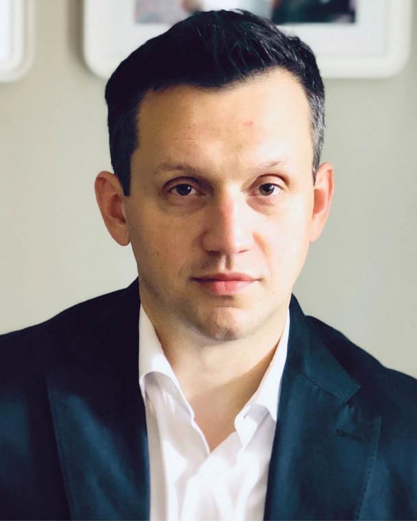 """Krzysztof Reczek, właściciel firmy """"Biuro Rachunkowe Krzysztof Reczek""""  fot. Mat. prasowe"""