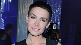 Olga Bołądź jest łysa. Zobacz zdjęcie