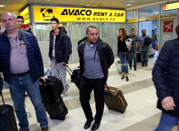 Roberto Karlos u Beogradu