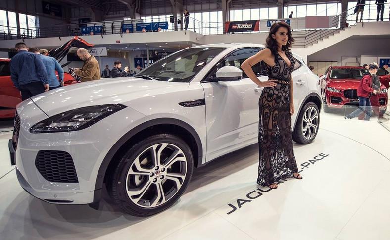 Jeśli nie elektryczny Jaguar I-Pace, to może spalinowy E-Pace?