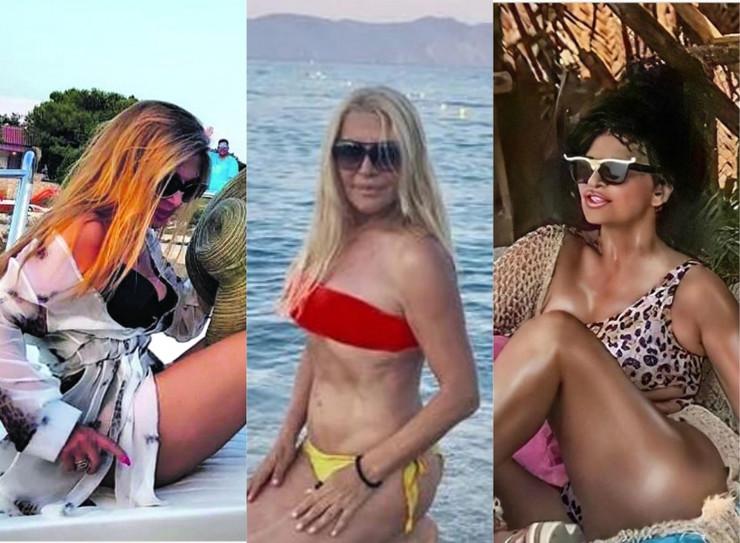 Danica, Verica i Lidija