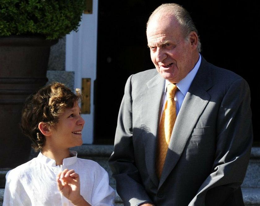 Klątwa na hiszpańskim dworze. Wnuczek króla postrzelił się w rocznicę...