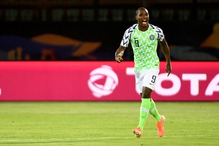 Odion Ighalo scored the only goal in a 1-0 victory over Tunisia in the third place play-off