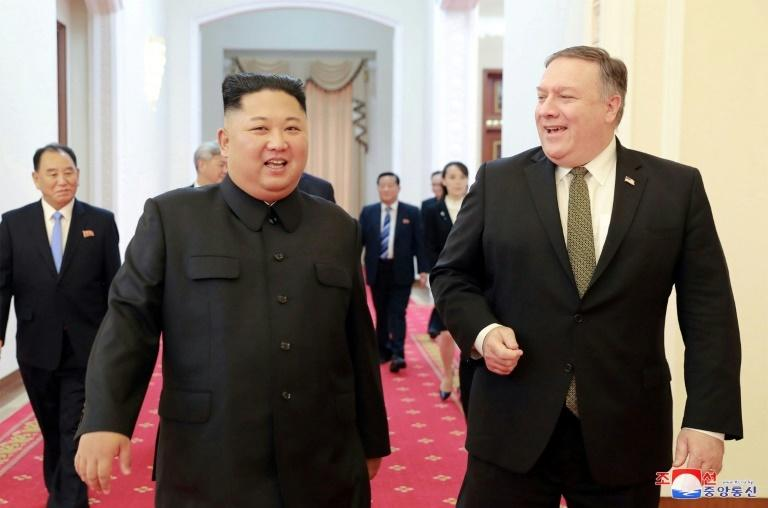 North Korean leader Kim Jong Un arrived to meet US Secretary of State Mike Pompeo in Pyongyang in October in a brand new Rolls-Royce Phantom, according to UN sanctions monitors, who say this could be in violation of a ban on luxury goods