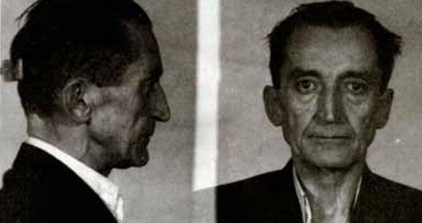 """""""Nila"""" wsadzili do jednej celi z niemieckim zbrodniarzem. Podczas egzekucji był wyjątkowo spokojny..."""