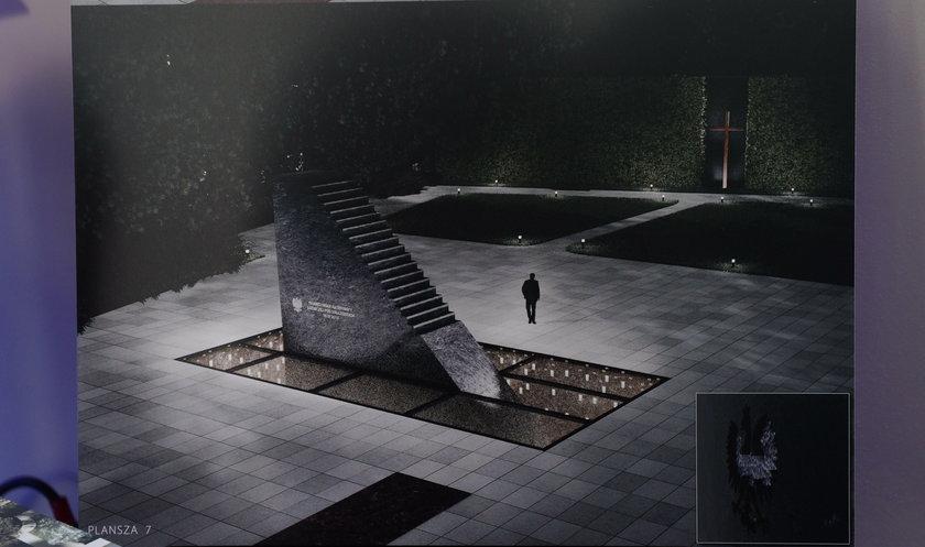 Jacek Sasin o budowie pomnika smoleńskiego