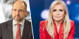 """Spięcie Adama Bielana z Moniką Olejnik na antenie. """"Szczuje mnie pani na kolegów"""""""