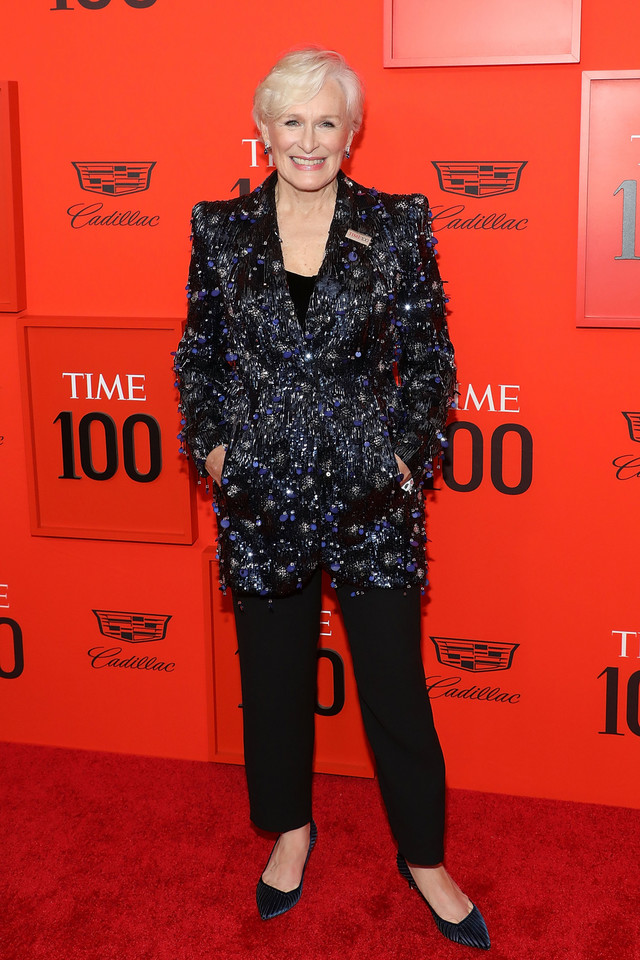 Time 100 Gala 2019: Glenn Close