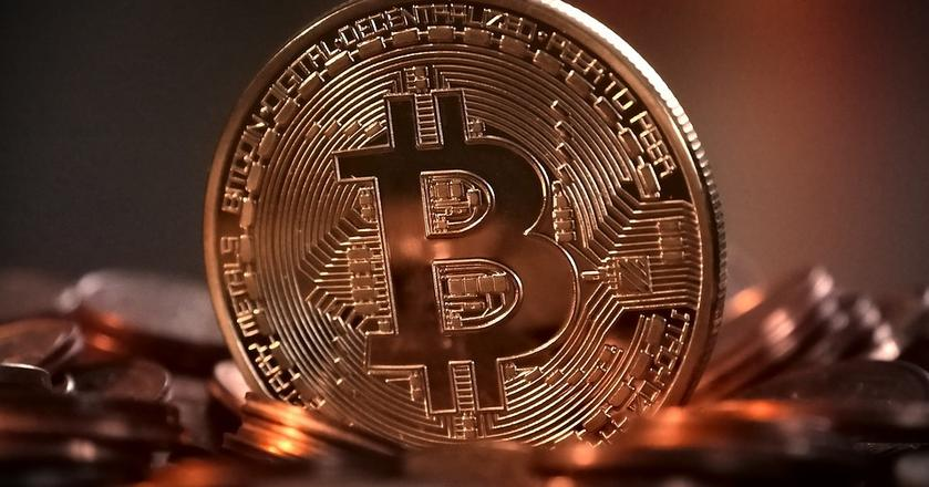Bitcoin już odrobił straty po zeszłotygodniowych spadkach