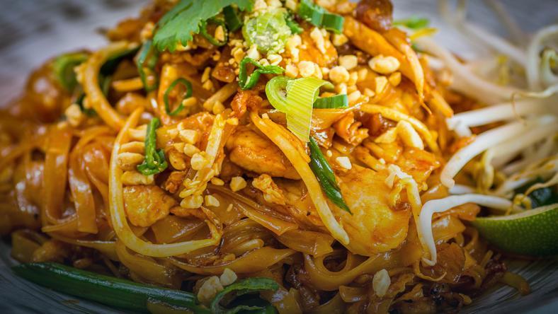 Pad Thai Przepis Onet Gotowanie