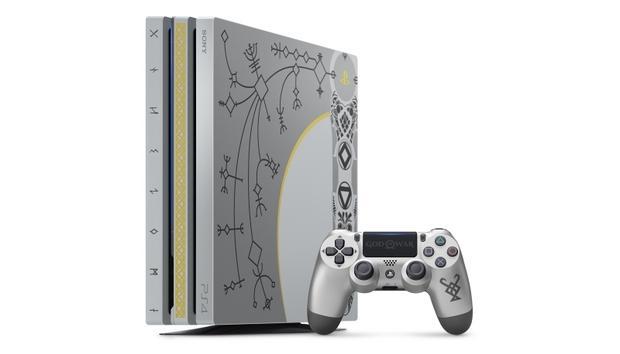 PlayStation 4 Pro God of War Zdj.2
