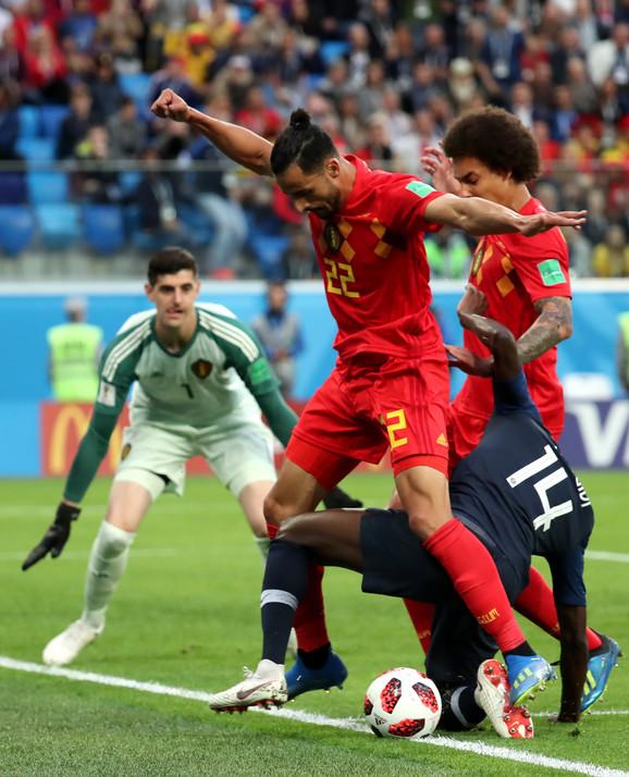 Francuska prvi finalista Mundijala