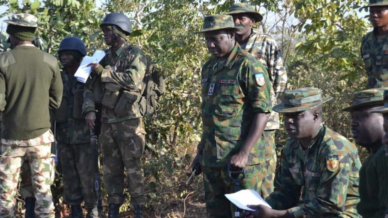Army conducts annual range shooting, advises residents to